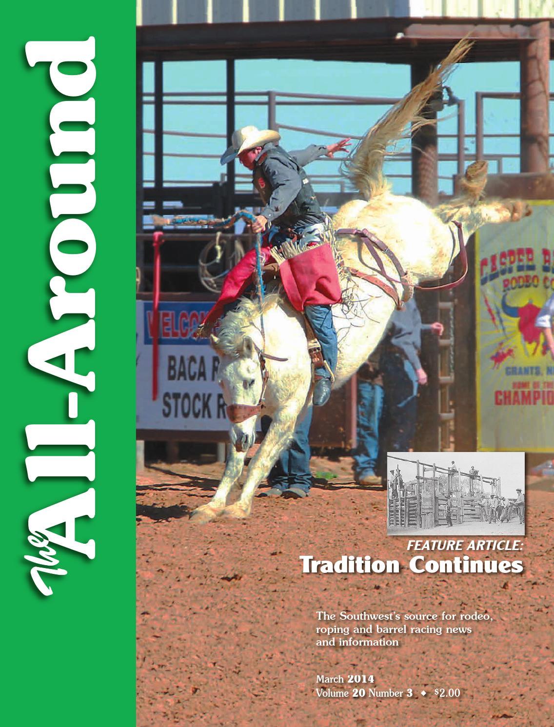 All Around-Mar 2014 by Western Sports Publishing - issuu 4d15c5bddb0