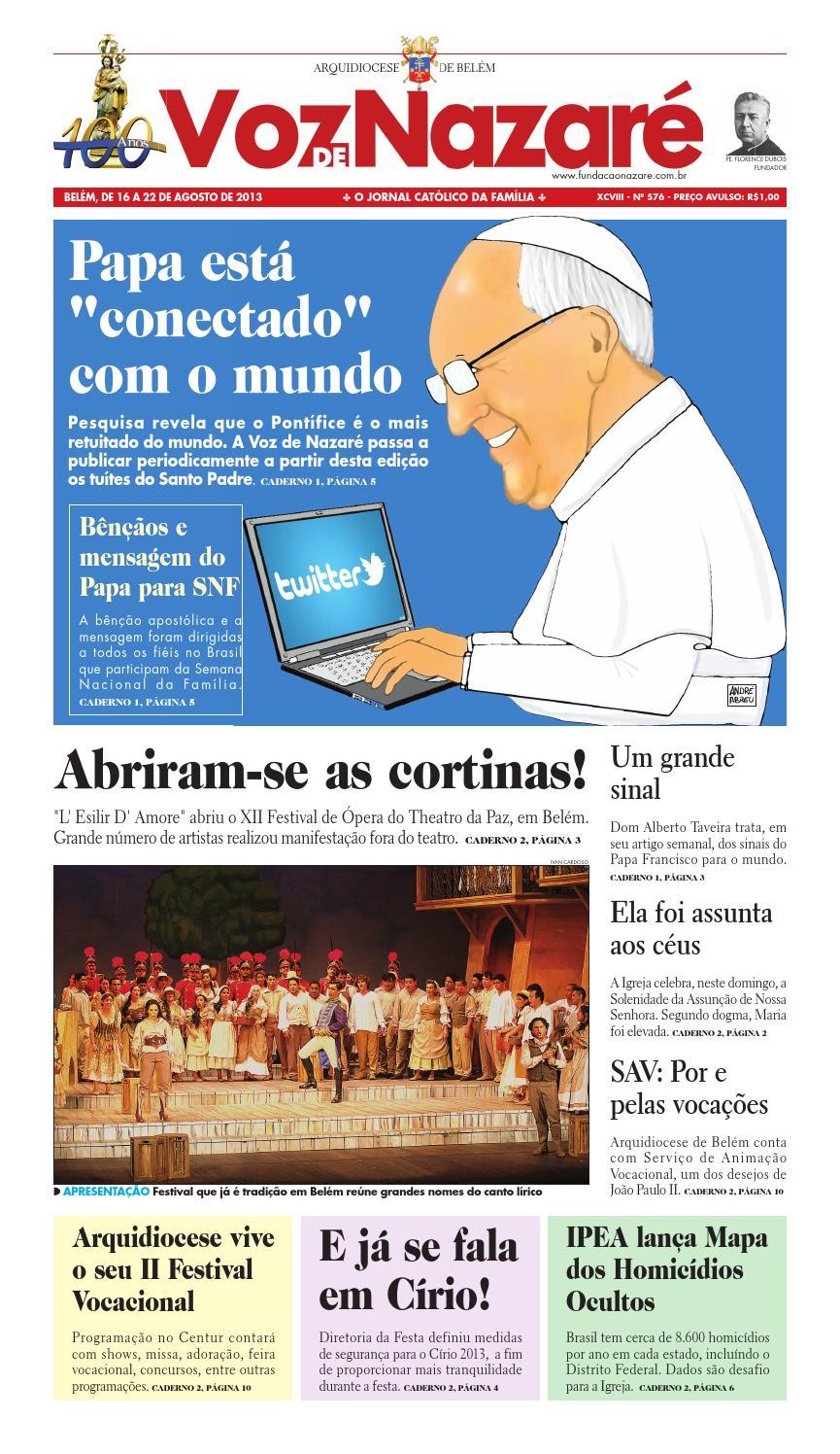 c4ba87a93 Voz de Nazaré by Fundação Nazaré de Comunicação - issuu