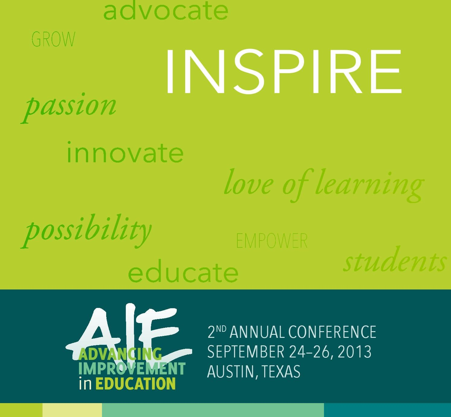 Aie program 2013 by tcdss issuu fandeluxe Image collections