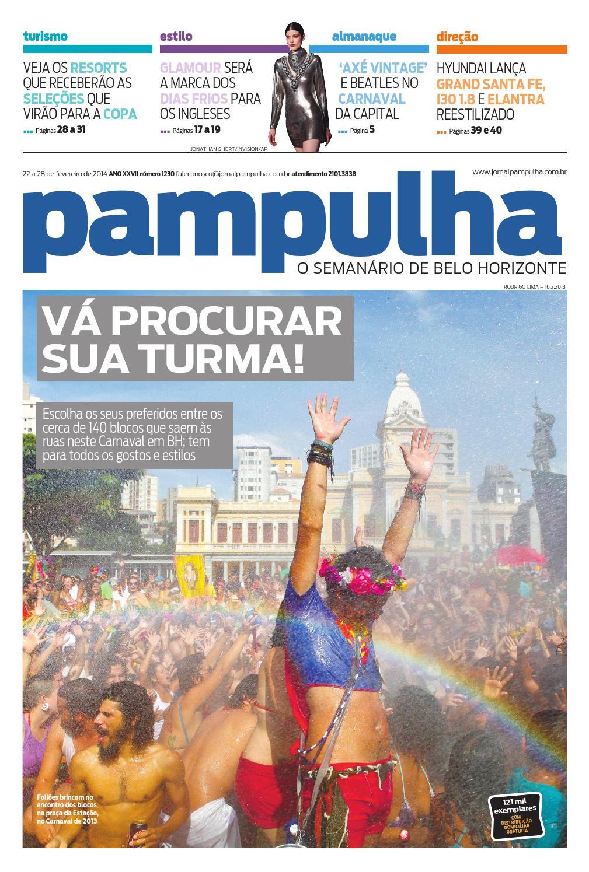Pampulha - Sáb 22 02 2014 by Tecnologia Sempre Editora - issuu 5b238e0d5a