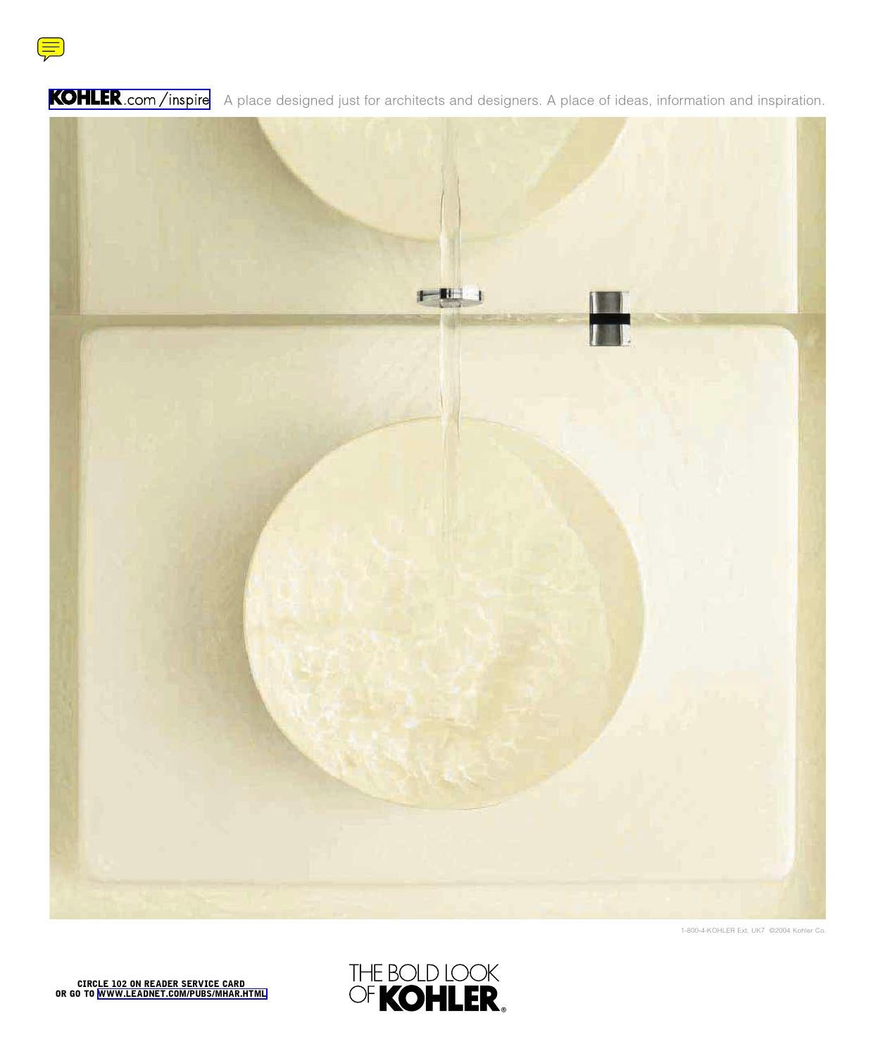 grande sconto design di qualità fabbrica 04 07 architectural record jul04 by HUSSIEN MANSOUR - issuu