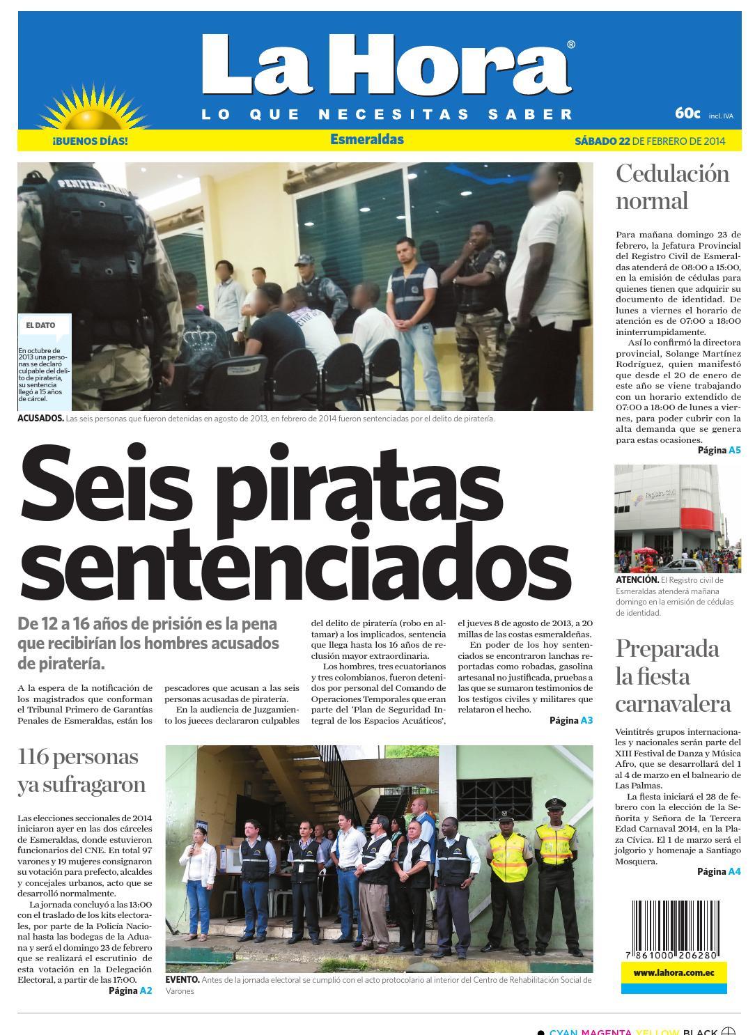 save off fe926 e0429 Diario la hora esmeraldas 22 de febrero del 2014 by Diario La Hora Ecuador  - issuu