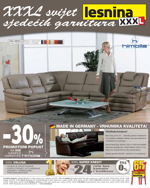 Lesnina 27 Kutne Garniture By Cataloghr Issuu