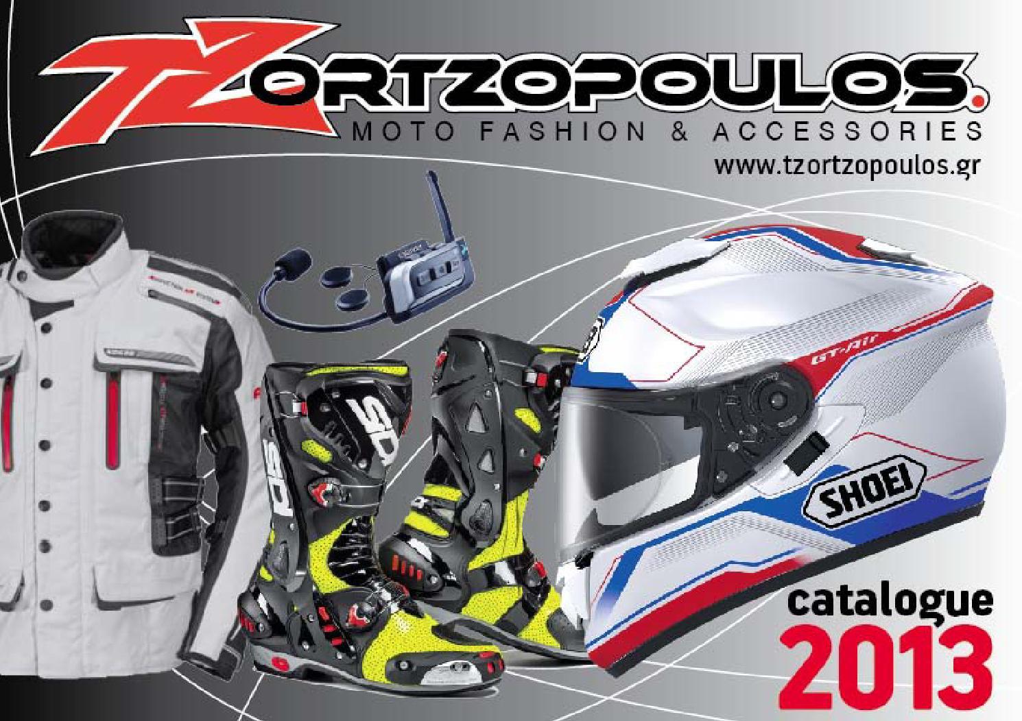 Tzortzopoulos Moto Fashion Catalogue 2013 by stat tzortzopoulos - issuu 26bfb3866e6
