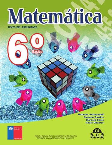 Matematica texto est 6° by Paginas Web gratis - issuu