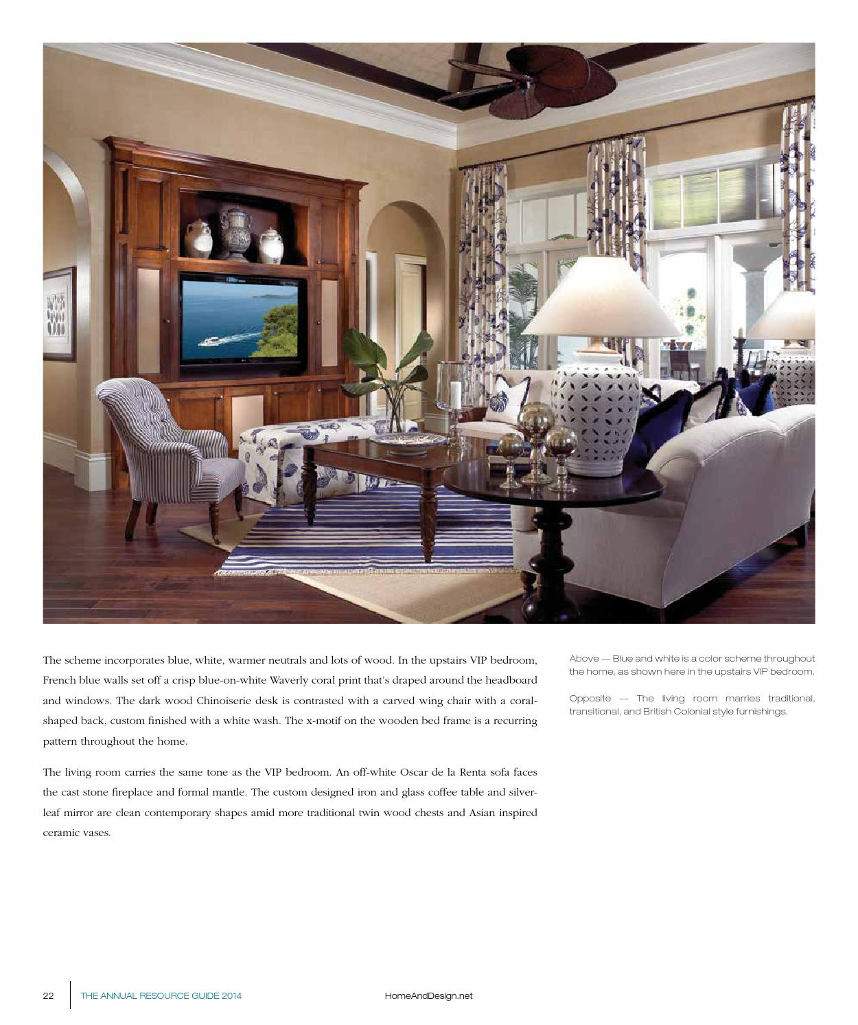 Phenomenal Home Design Magazine Annual Resource Guide 2014 Pabps2019 Chair Design Images Pabps2019Com