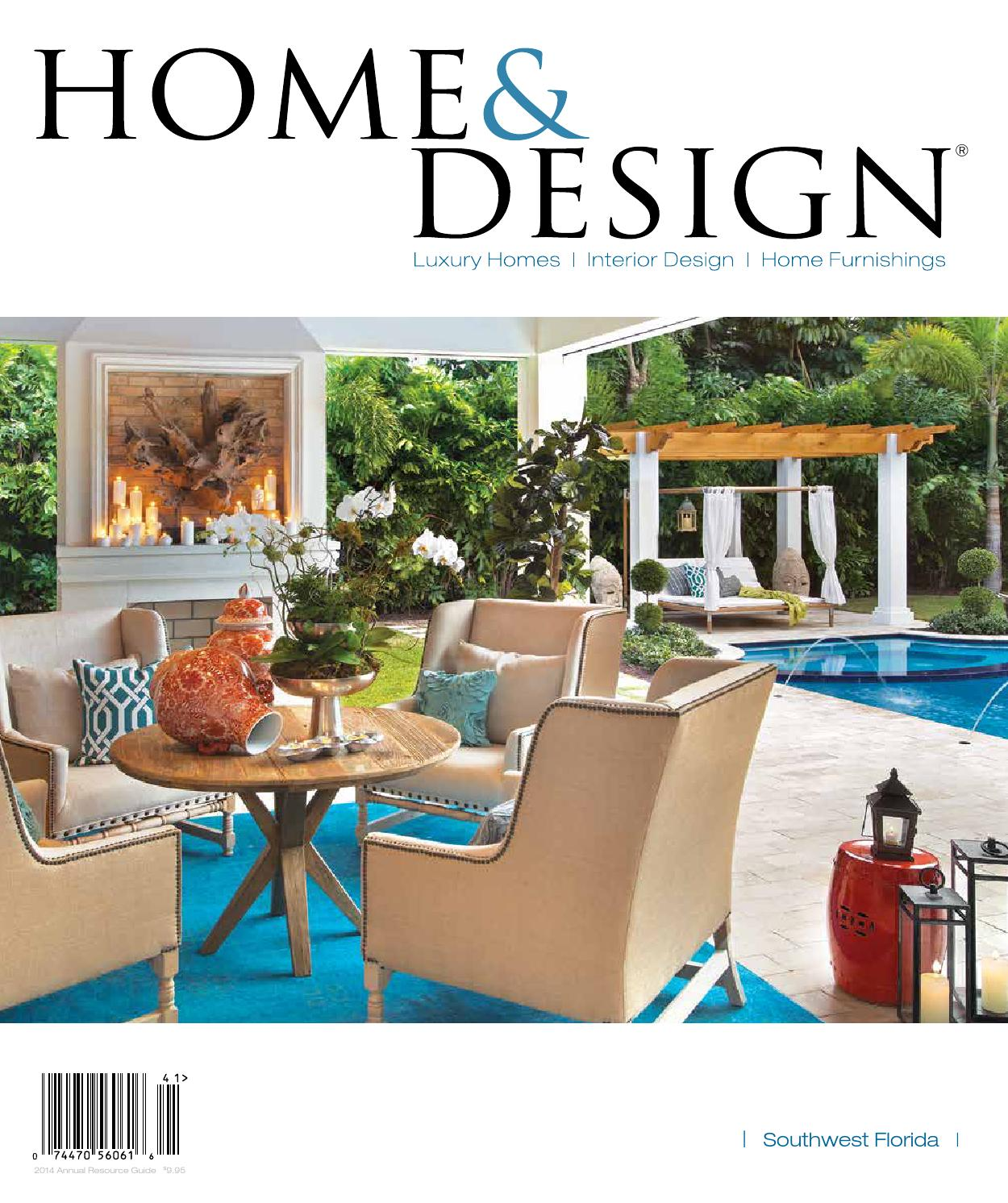 Home design magazine annual resource guide 2014 for Home design resources