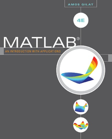 Matlab an introduction with application by Hammas Malik - issuu