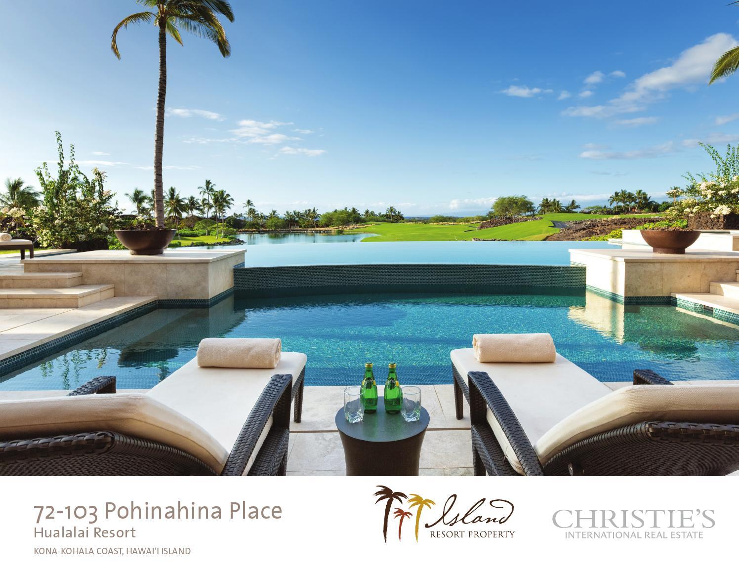 72 103 Pohinahina Place Hualalai Resort By Island Resort Property Issuu