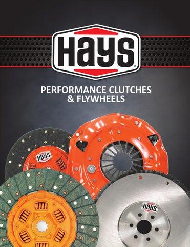 Hays 13-230 Flywheel Pontiac 30 Lb Steel