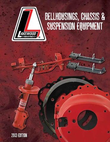 Lakewood 15000 Safety Bellhousing