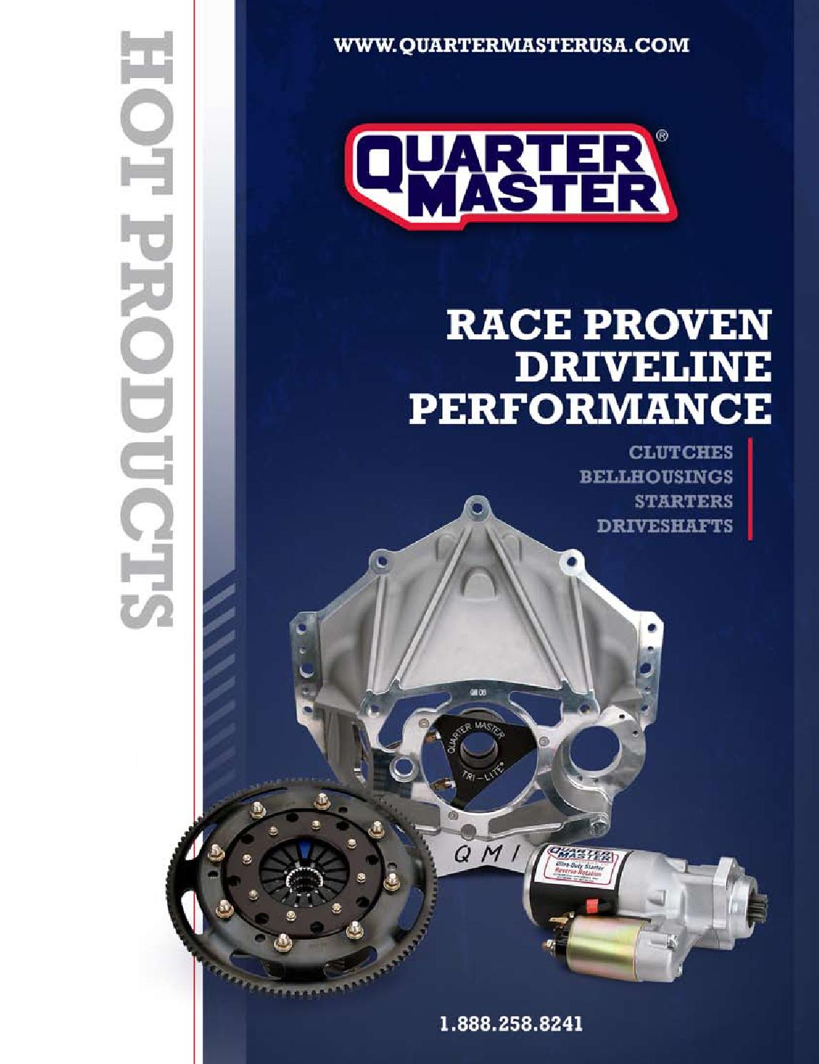 Quarter master 2013 catalog by TMeyer Inc - issuu
