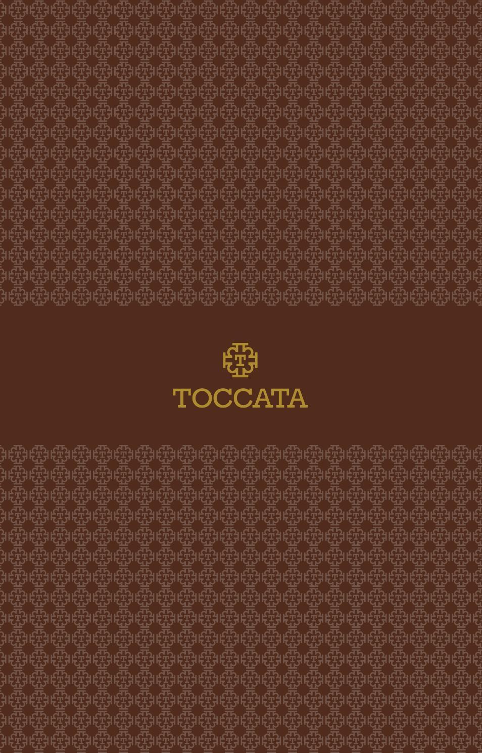 Toccata By Finbar By Finbar Group Limited Issuu