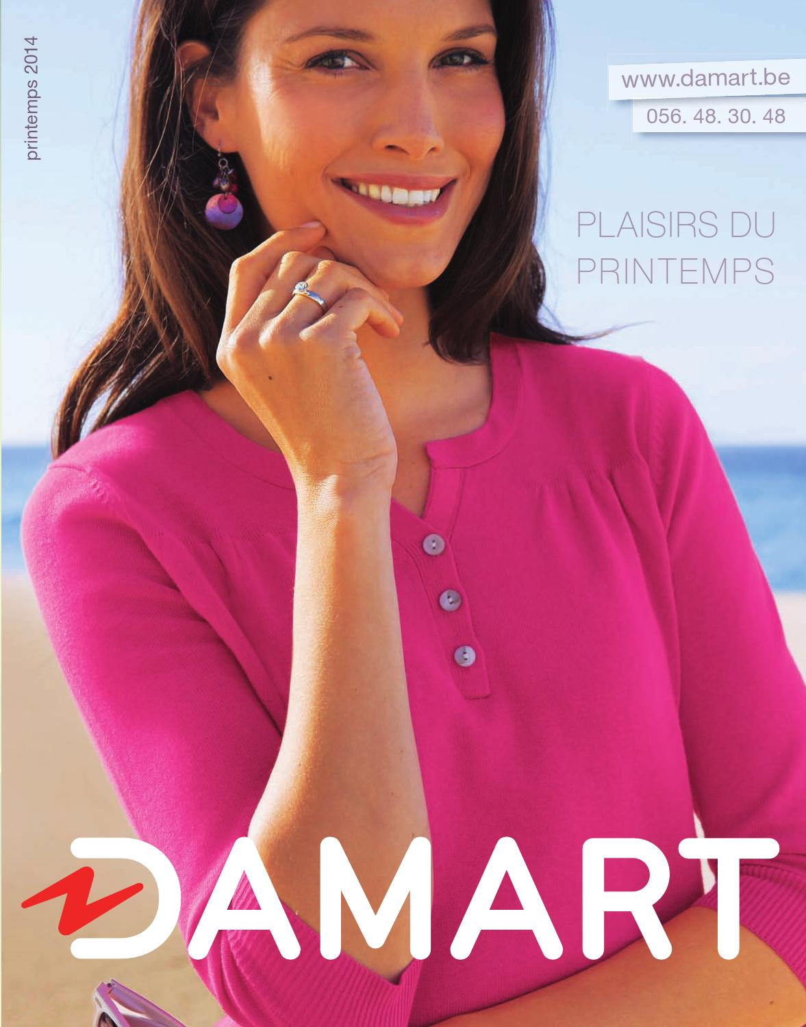 Mars Damart 2014 Du Printemps Plaisir By Issuu IW29eEYbDH