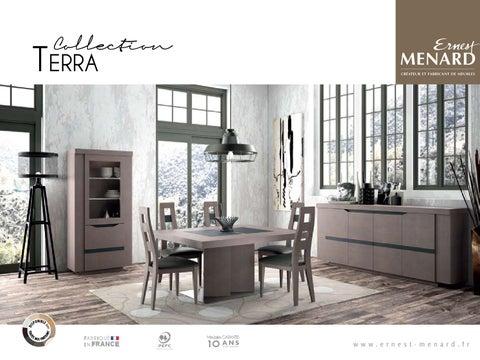 ernest menard terra by grazia mobili issuu. Black Bedroom Furniture Sets. Home Design Ideas