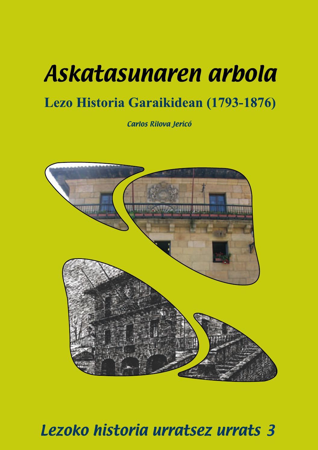 Askatasunaren Arbola Lezo Historia Garaikidean 1793 1876 Lezoko  # Muebles Goikoetxe Berriz