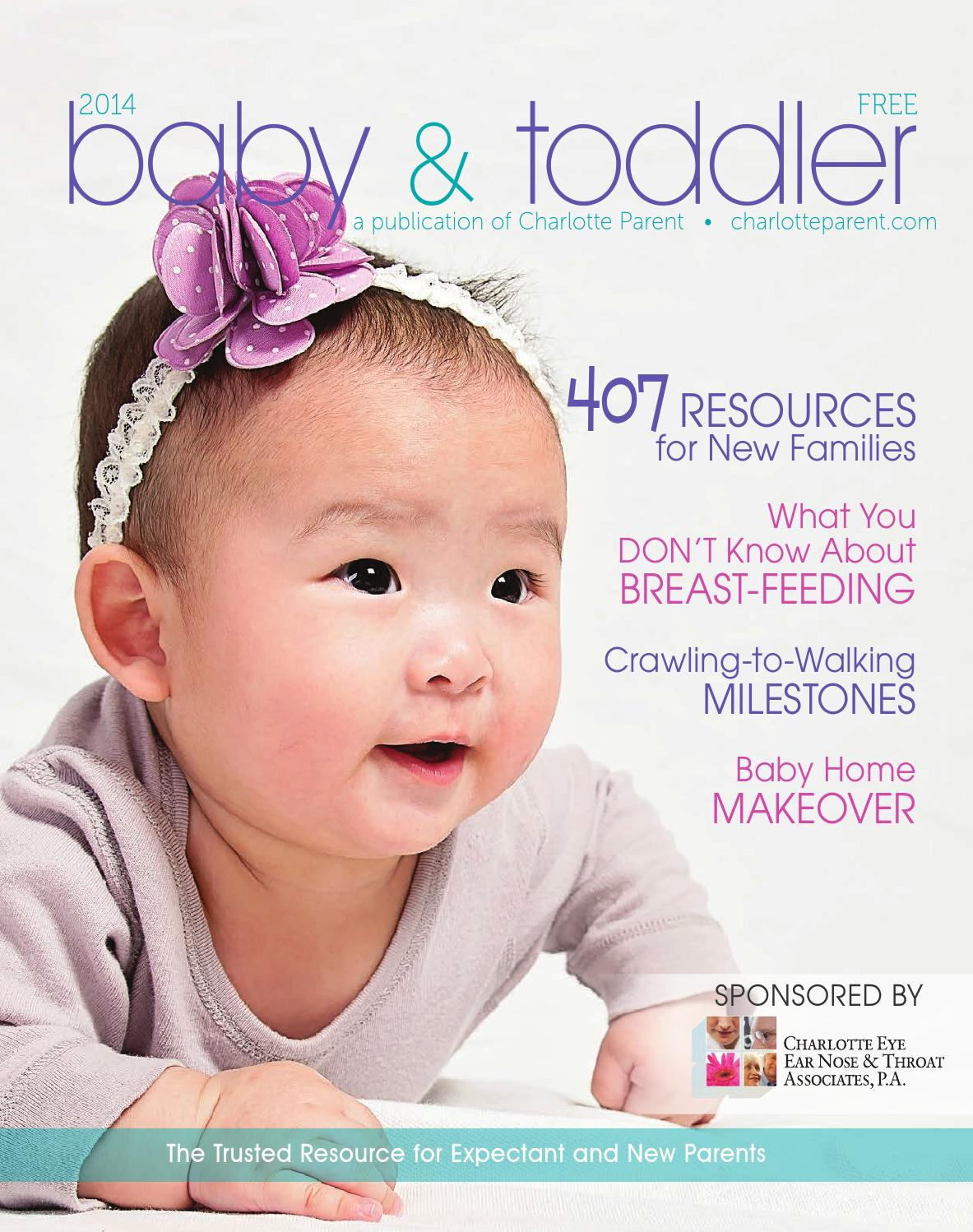 Charlotte Parent Baby + Toddler Guide 2014 by Charlotte Parent - issuu