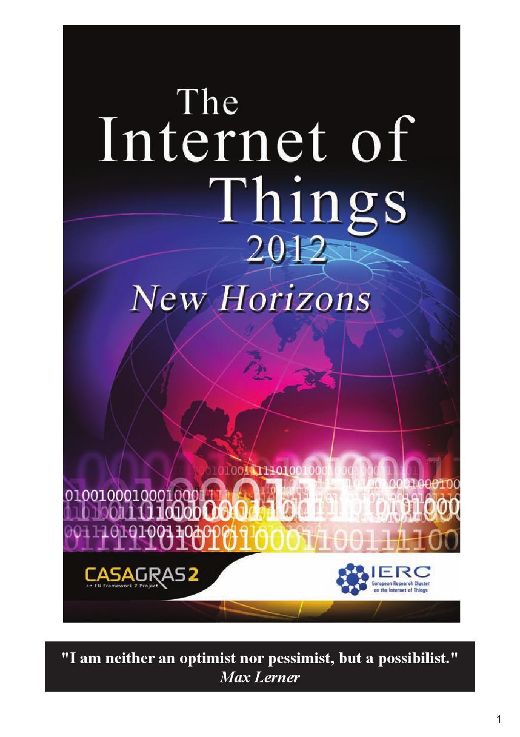 The Internet of Things by Spyros Langkos - issuu df27cf36a