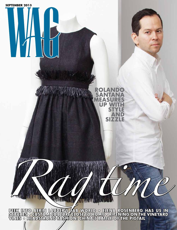 05b7f0c9646 WAG Magazine September 2013 by Wag Magazine - issuu