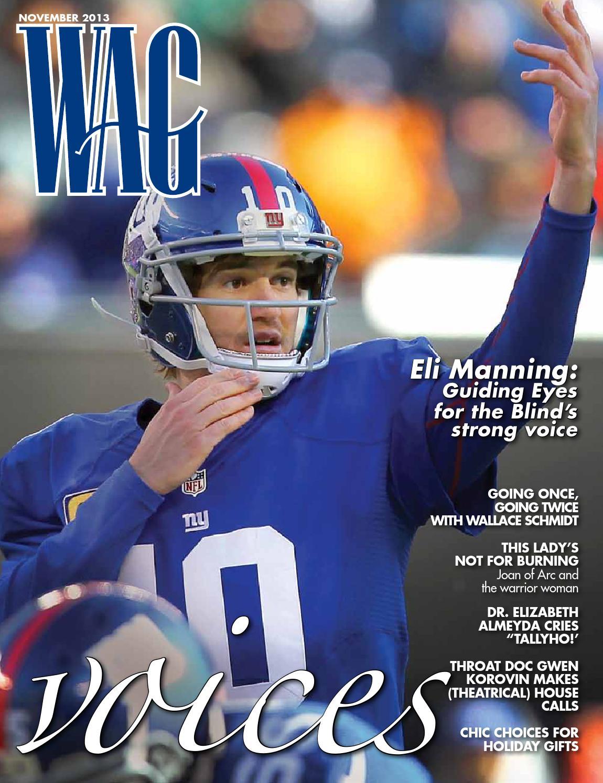WAG Magazine November 2013 by Wag Magazine - issuu 2a24550482db