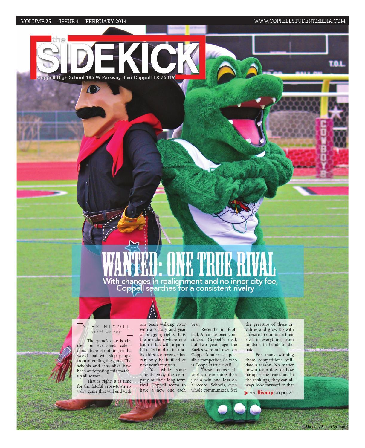 3cf1278614162 Volume 25 Issue 4 by The Sidekick - issuu