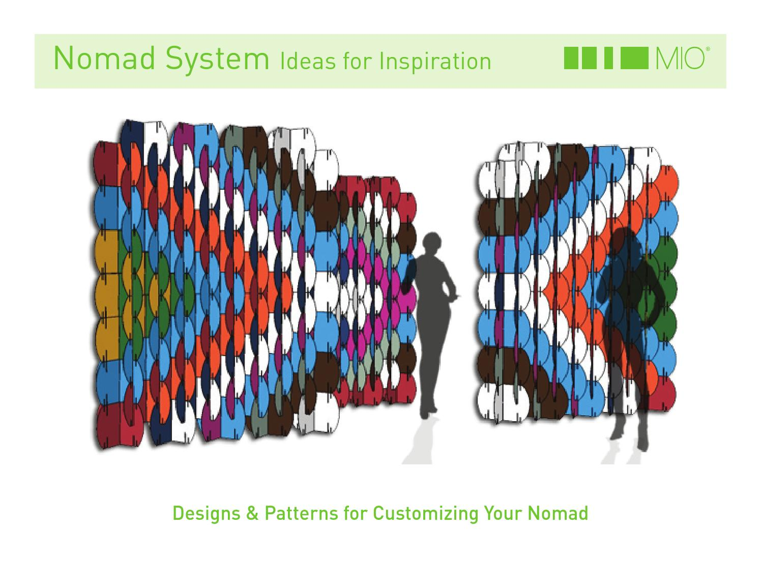 mio nomad system  idea flip book by mio  green design for  - mio nomad system  idea flip book by mio  green design for everyone issuu