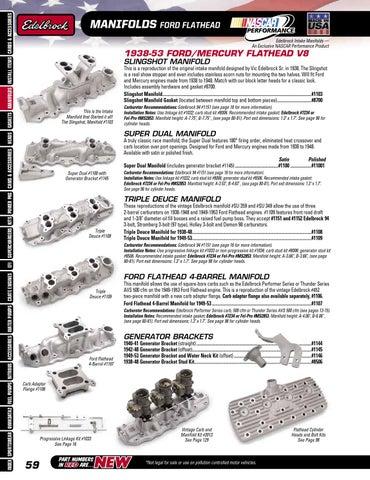 Three Demon 98s to 4 Barrel Adapter Linkage Kit