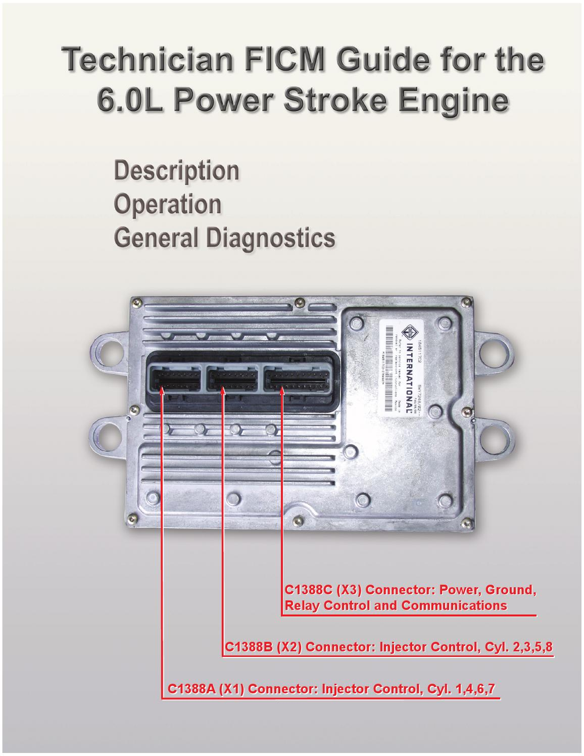 Ficm 6 0 Powerstroke Engine Diagram