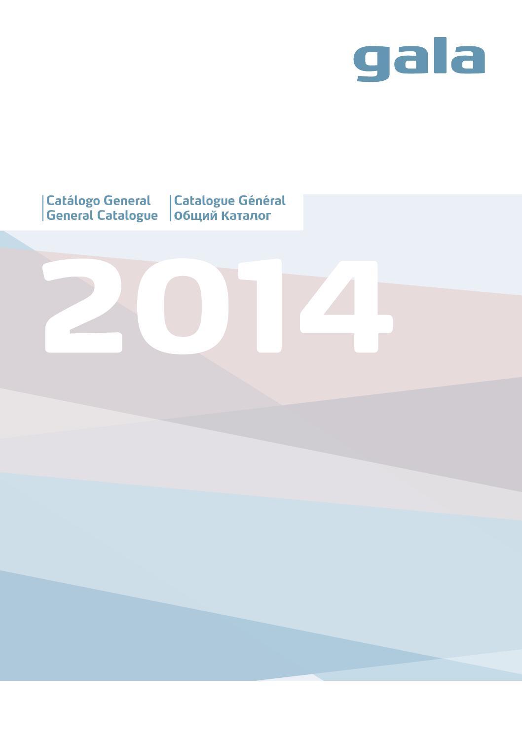 Gala cgi sanitarios 2014 baja ca by carvalho afonso lda for Sanitarios gala catalogo