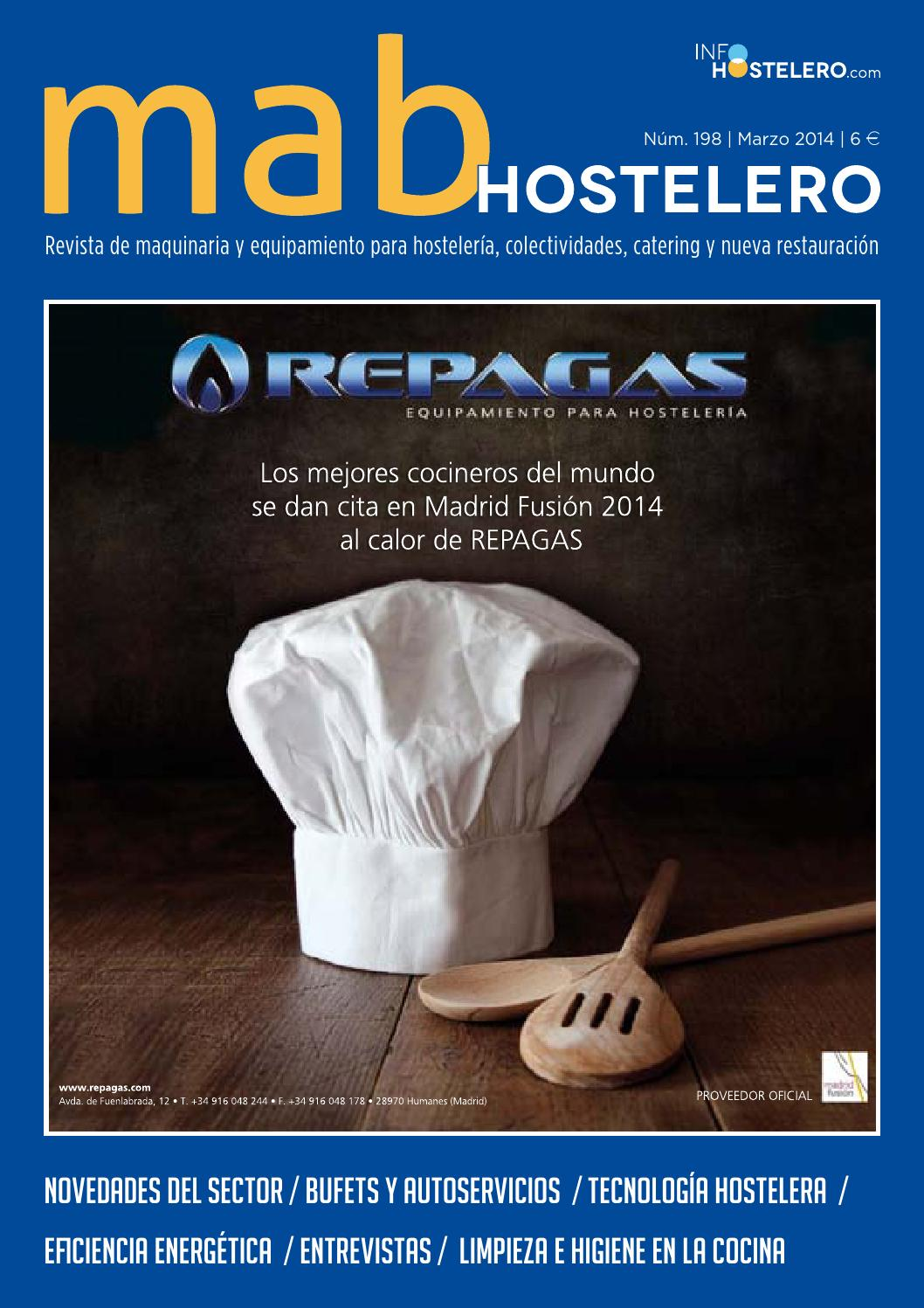 Mab Hostelero 198 By Peldaño Issuu