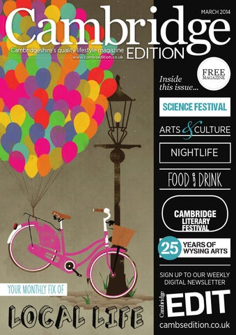 Cambridge Edition March By Bright Publishing Issuu