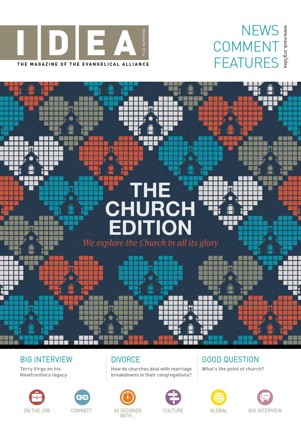 idea magazine March / April 12 by Evangelical Alliance - issuu