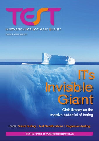 Test magazine december 2011 january 2012 by 31 media issuu test magazine april may 2011 fandeluxe Choice Image