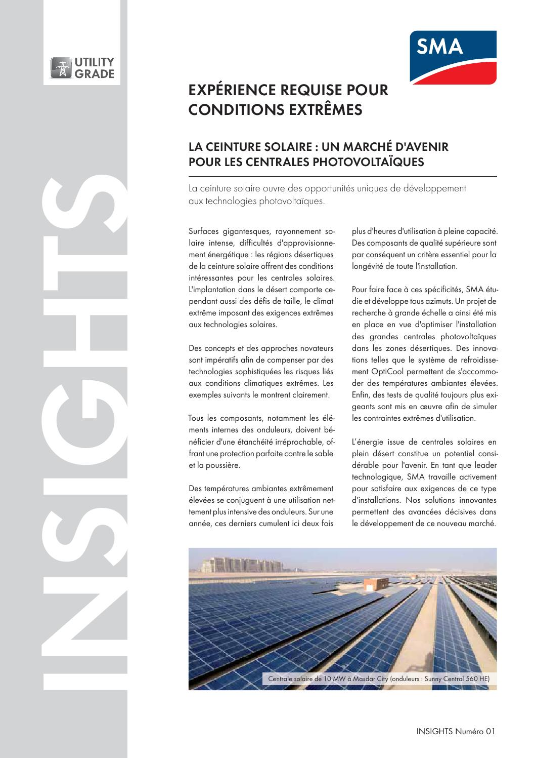 Conditions Extremes By Sma France Issuu