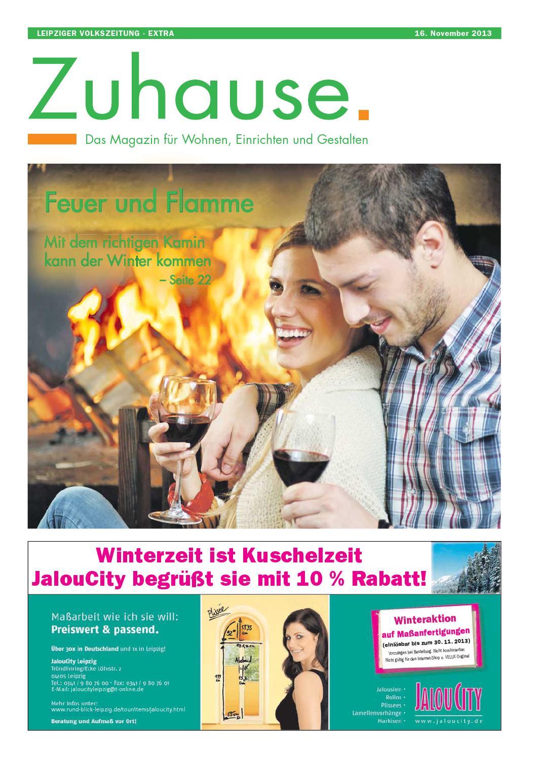 Zuhause. November 2013   Das Magazin für Wohnen, Einrichten und ...