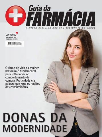 6cd652153ee Edição 255 - Comportamento feminino by Guia da Farmácia - issuu