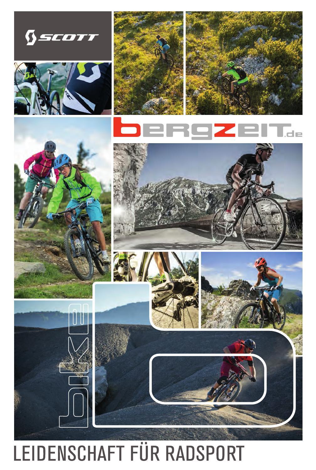 Bike By Bergzeit Handbuch 2014 Issuu Sommer R3A54cLqj