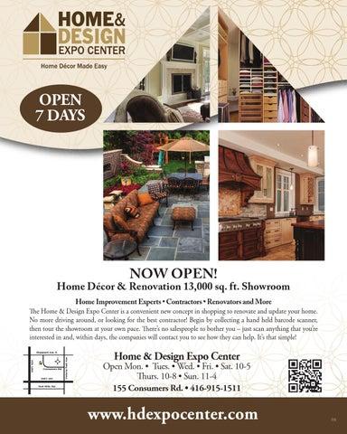 HOM 023 Home Decor U0026 Reno_HOM 015 2014 Shoppers Guide Ad 1/28/14 3:40 PM  Page 1
