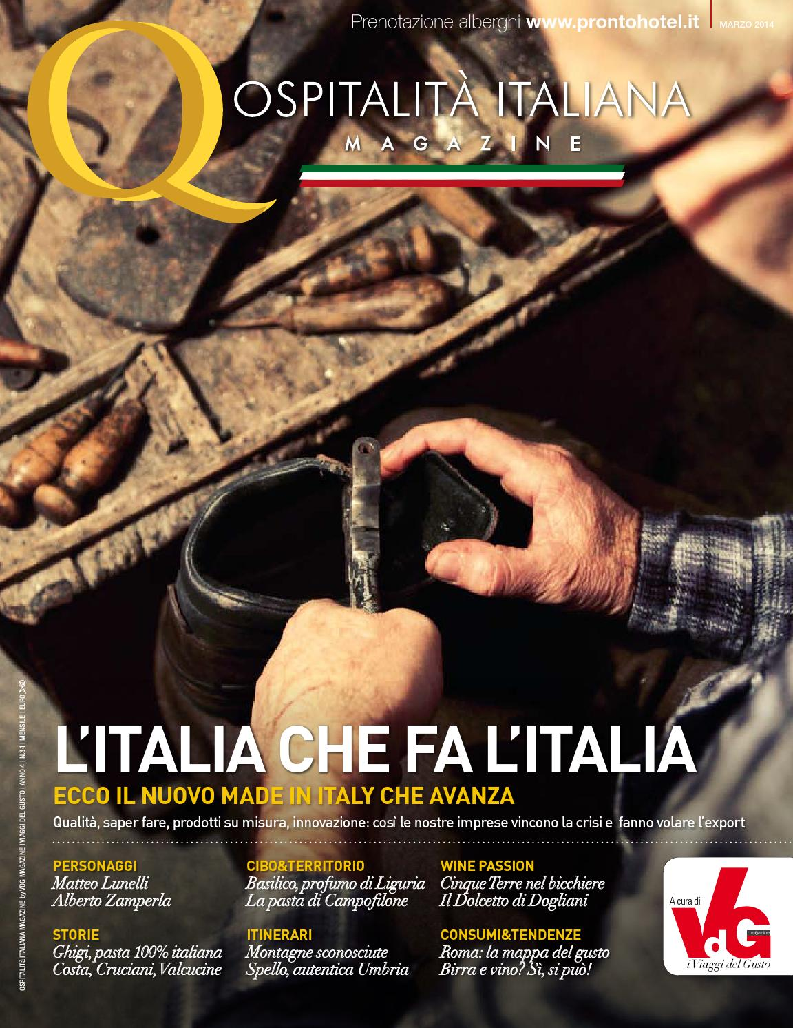 Osp ita marzo 2014 by vdgmagazine - issuu d74f1eabc9d2