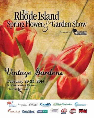 The Rhode Island Spring Flower & Garden Show 2014