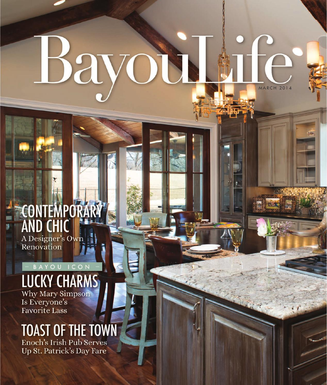 bayoulife magazine march 2014 by bayoulife magazine issuu