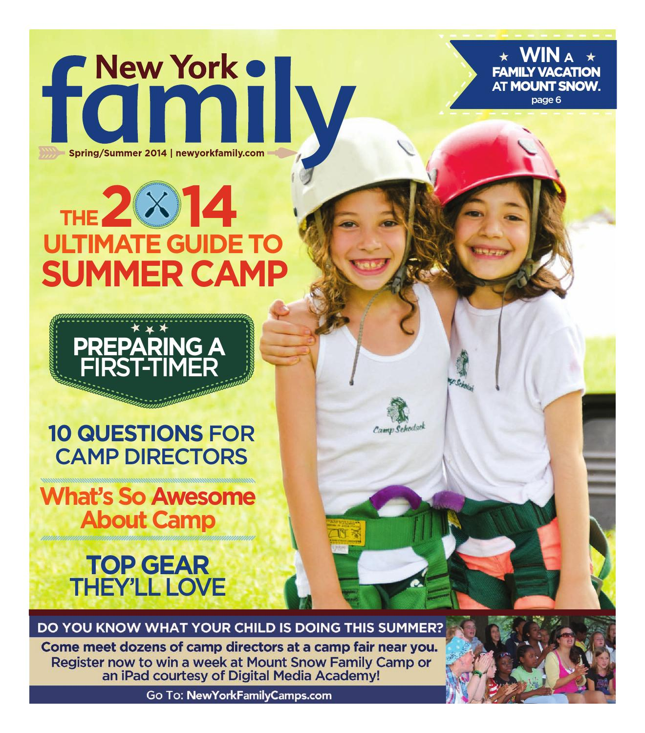 90e9982d502 New York Family s Ultimate Guide to Summer Camps 2014 by New York Family -  issuu