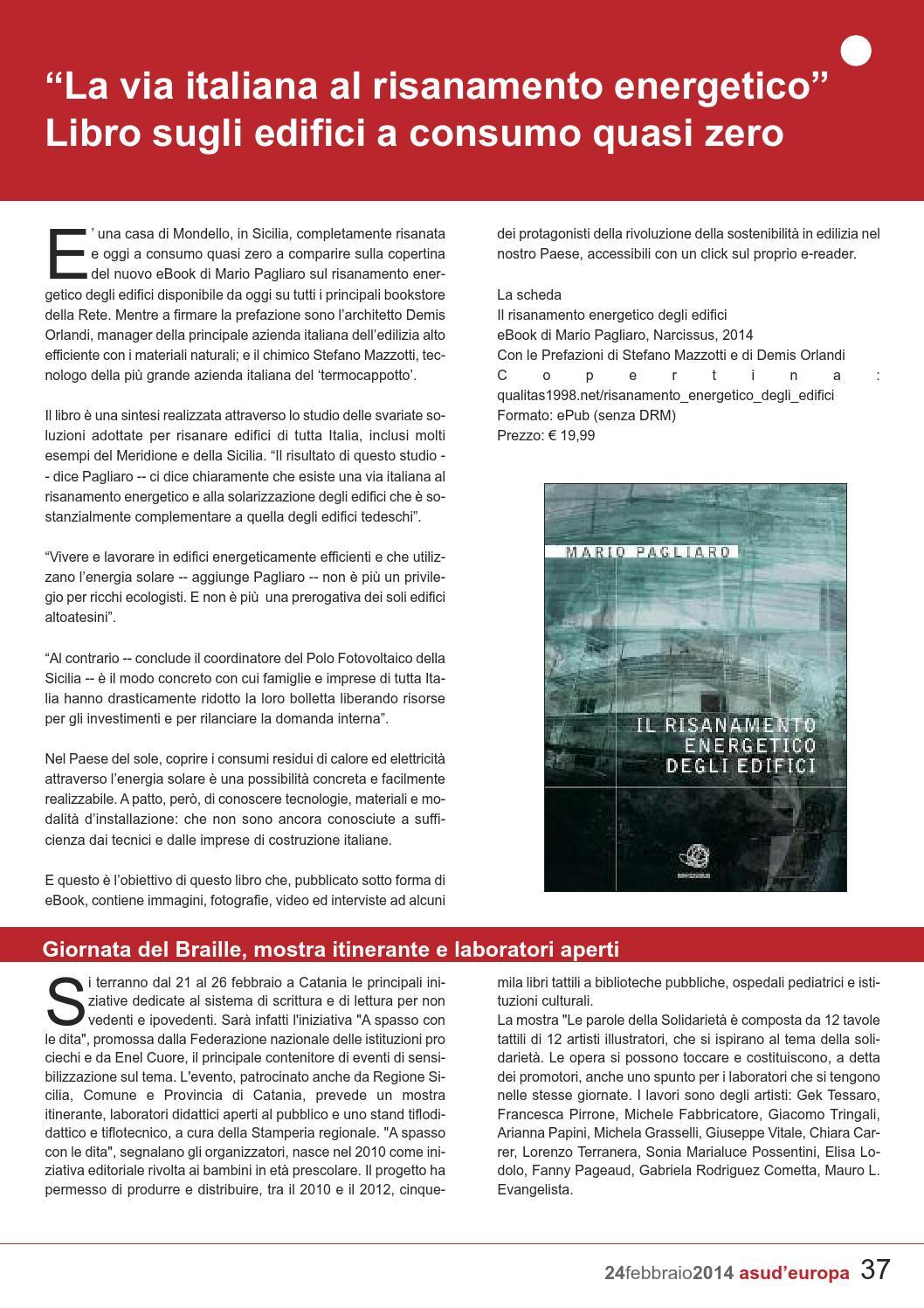 Energia Solare In Sicilia asud'europa anno 8 n.8 by centro studi pio la torre - issuu