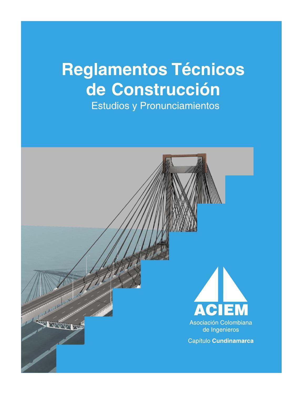 Estudios y pronunciamientos 2013 comisi n de reglamentos - Tecnico en construccion ...