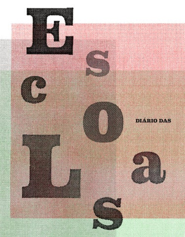 Dirio das escolas by carolina bassi de moura issuu page 1 fandeluxe Image collections