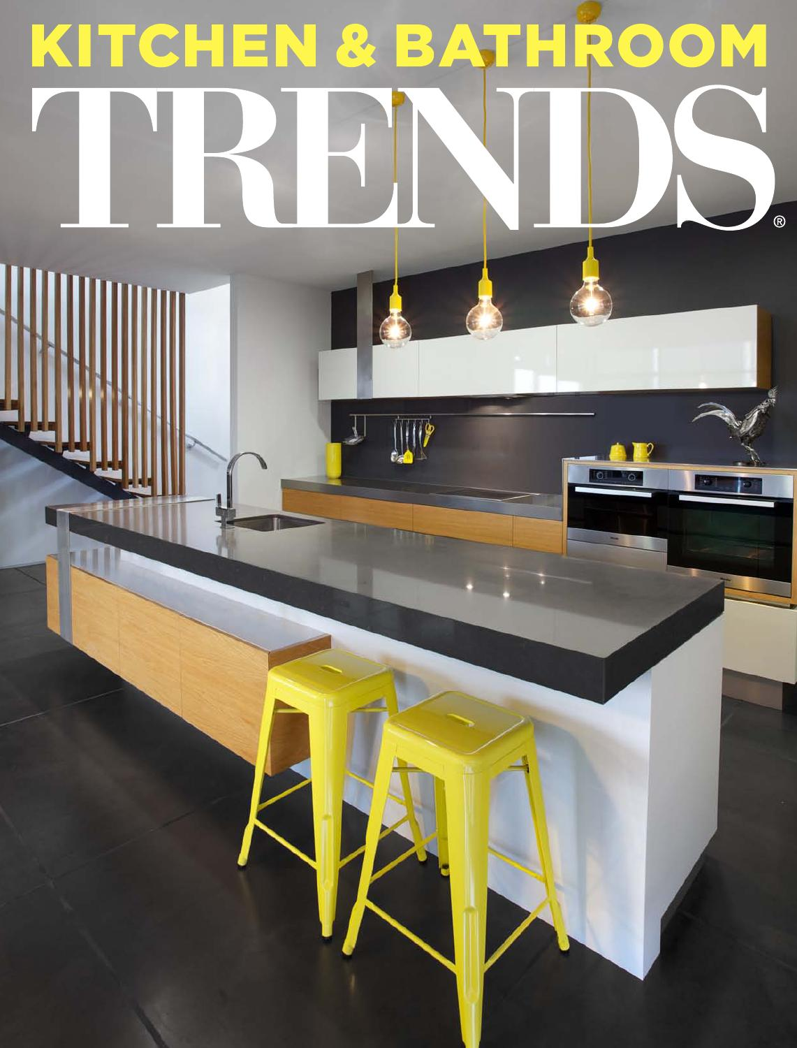 kitchen bathroom trends new zealand vol 30 02 by trendsideas com