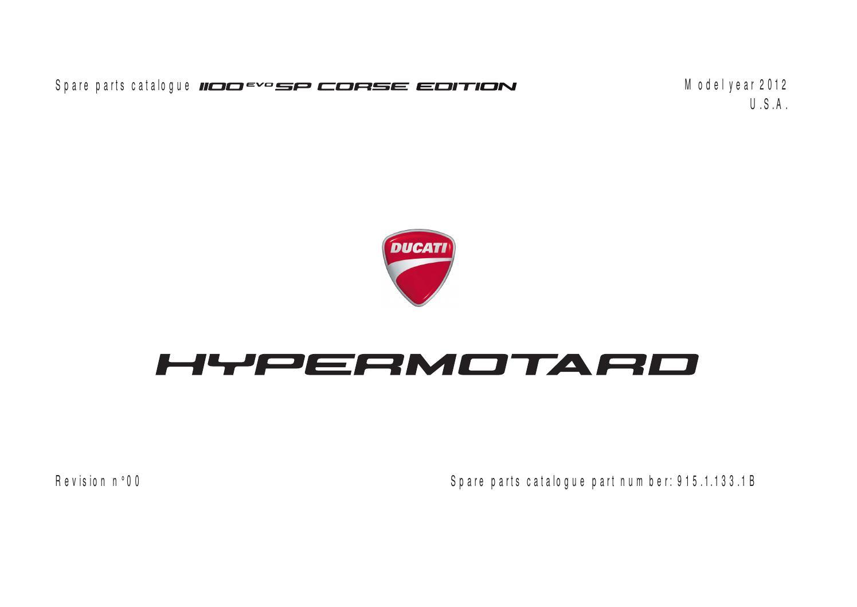 2012 Ducati Hypermotard 1100 Evo Sp By Ams Issuu Fuse Box