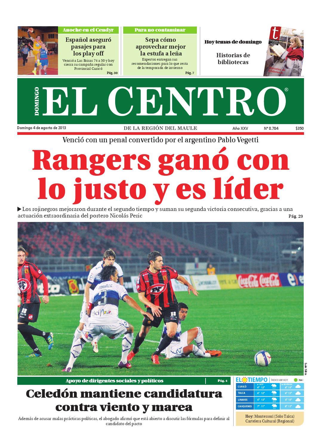 Diario 04 08 2013 by Diario El Centro S.A - issuu 8805bec8d4d13
