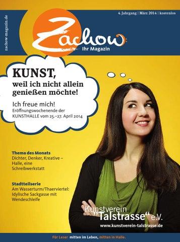 März 2014 | Zachow - Ihr Magazin by Mediengruppe Mitteldeutsche ...