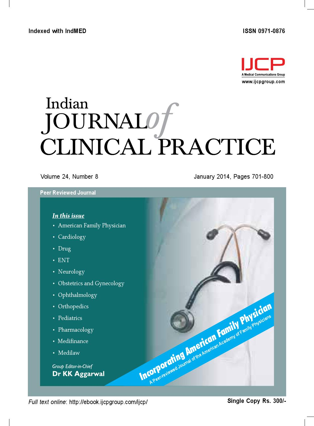 Ijcp January 2014 by IJCP - issuu